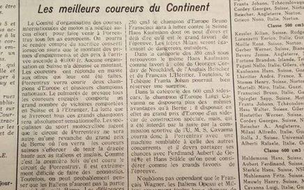 presse 1 edition 1947